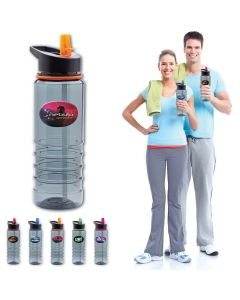 Brand Gear™ SportsGrip Water Bottle