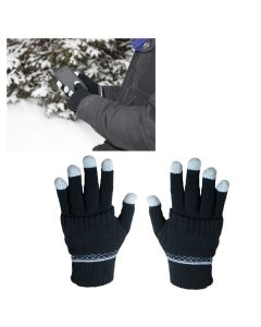 Touch Screen Gloves W/Glove Covers (Blank)