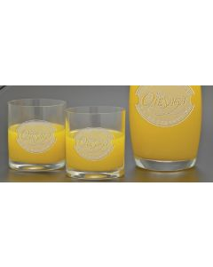3 Piece Sunshine Morning Carafe Set