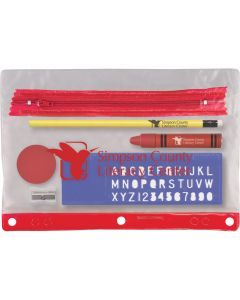 Notebook Mate School Kit w/ iCrayon Stylus