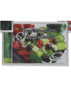 Grown Your Own Greek Salad Kit