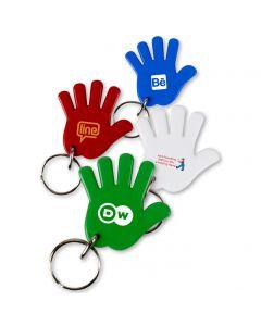 Hand Key Tag