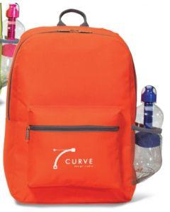 Coral Brooklyn Backpack