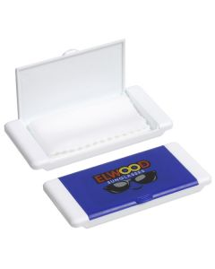 Microfiber Lens Cloth Case