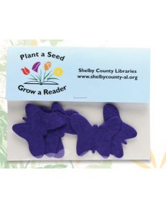 Plant-A-Shape Confetti Packet