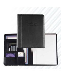 Pinnacle Leather Calculator Folder