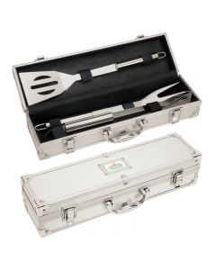 3 Piece Mini Executive BBQ Set