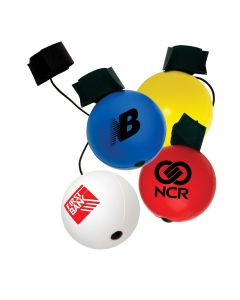 Round Bounce Back Stress Reliever Ball