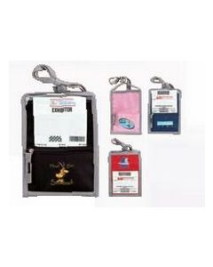 Badge/ ID Organizer Neck Wallet (Promotional)