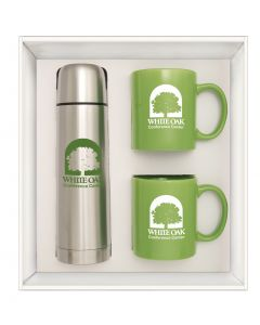 Lime Green Hampton To Go Gift Set