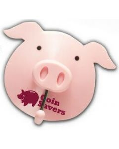 Hang-Its™ Suction Cup Hangers - Pig