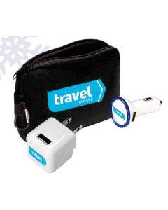 Travel Chargers Kit