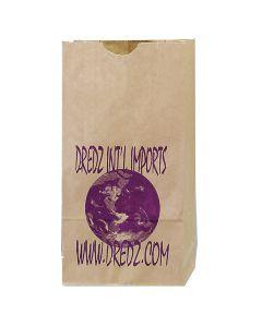 Popcorn Bags - Natural