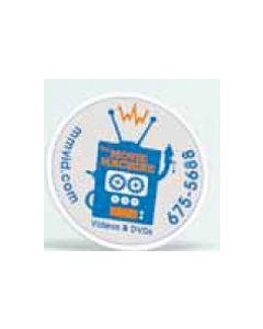 """Value Line Round Maxi Magnet (5 3/4"""" Diameter)"""