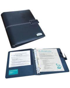 """Presentation Folder (10.75""""x12""""x2"""") (Blank)"""