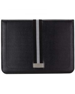 Letter Size Folio w/ Striped Webbing Trim