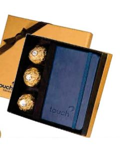 Ferrero Rocher Chocolates & Junior Tuscany Writing Journal