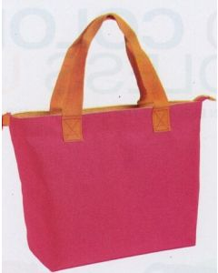 Port Authority Splash Zippered Tote Bag