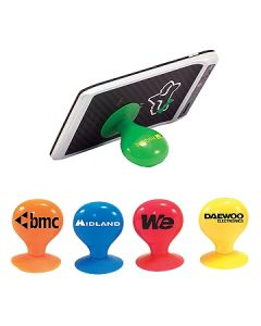Suction Cup Phone Stand (Spot Color)