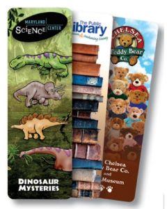 Custom Full Color Digital Printed Bookmark