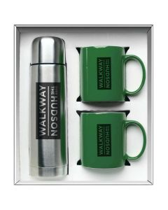 Green Hampton To Go Gift Set