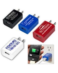 USB Wall Charger (Overseas)