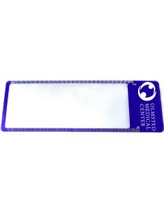 "Magnifier Bookmark (7 1/2""x2 1/2"")"
