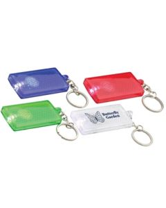 Primary Touch Reflector w/ Key Chain