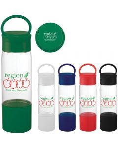 Color Band 22 Oz. Tritan Sports Bottle
