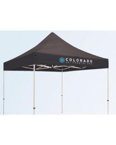 Promotional Tents w/ 1 Location Imprint