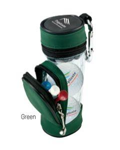 Mini Golf Bag w/ 3 Callaway Warbird 2.0 Golf Balls & 5 Tees
