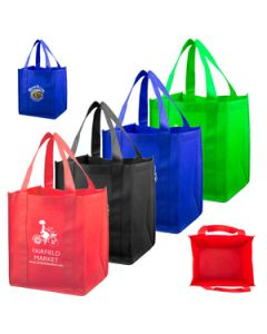 Jumbo Size Non-Woven Grocery Tote (Ocean Shipping)