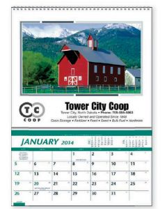 "Custom 1941 Plymouth Triumph 10"" Farm Pocket Calendar"