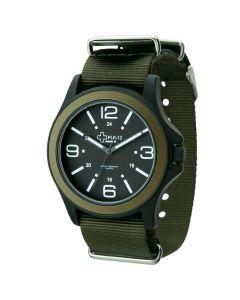 Watch Creations Unisex Khaki Green Watch