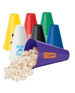 Megaphone/Popcorn Holder