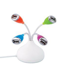 Flower USB Hub (Blank)