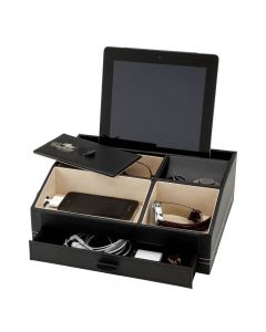 Jewelry Valet Desk Box