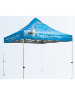 Promotional Tents w/ Full Imprint