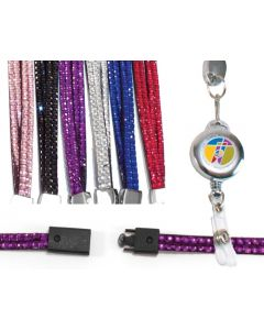 Blingyard w/ Retractable Badge Holder (Full Color Digital)