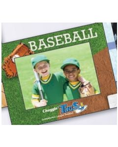 Sports Baseball Mini Photoframeables Photo Frame Decal