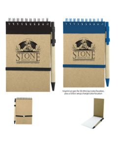 Stone Paper Jotter Pad
