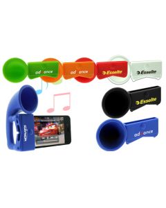 iPhone Megaphone Speaker (Direct Import - 10 Weeks Ocean)