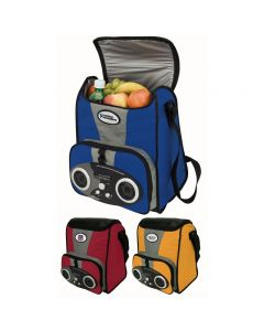 Large Cooler & Stereo Combo