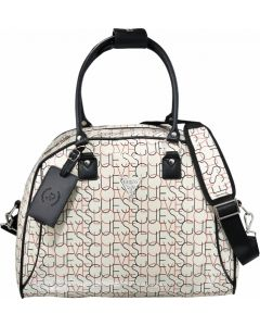 Guess Love U Travel Compu Tote