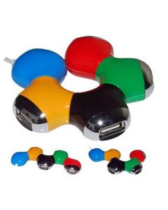 Hub Puzzle Style Flash Drive