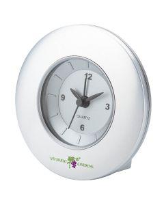 Quartz Movement Desk Clock w/ Alarm