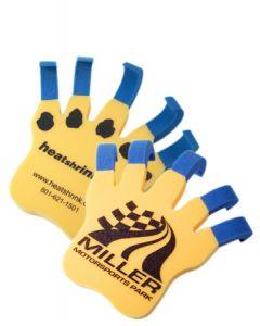 Foam 5 Talon Claw Hand