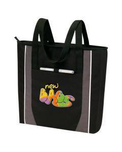"""""""Prime"""" Zip Tote Bag"""