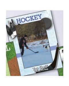Sports Hockey Mini Photoframeables Photo Frame Decal