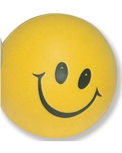Happy Face Super Bounce Ball